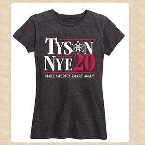 Tyson, Nye 2020 Tee
